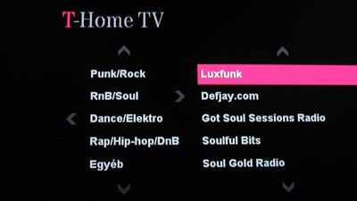 Első a listában a Luxfunk