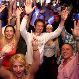 Luxfunk Party az Orfeumban
