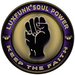 Luxfunk Soul Power Logo