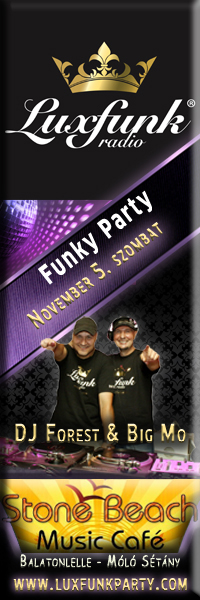 Luxfunk Radio Funky Party 111022