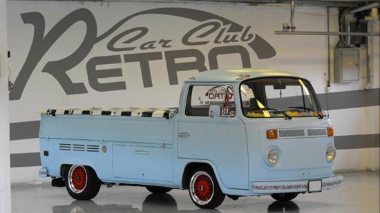 Luxfunk Radio - Náluk mi szólunk: Retro Autó Klub