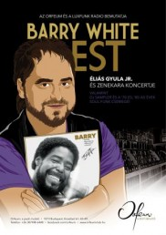 Barry White @ Orfeum