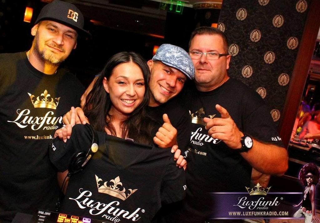 DJ Forest, DJ Nara, DJ Hangya, DJ Berry