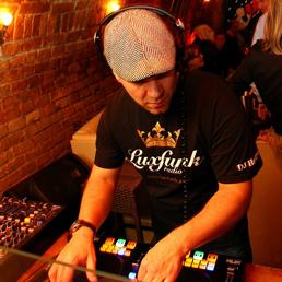 DJ Hangya @ Luxfunk Party, Jazzy Pub, Budapest