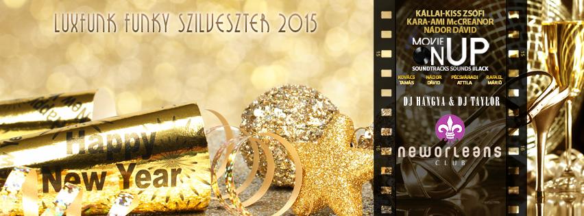 Luxfunk Funky Szilveszter 2015