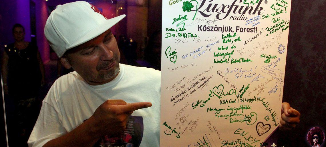 Fotógaléria: képek a szeptember 17-i Luxfunk Party-ról