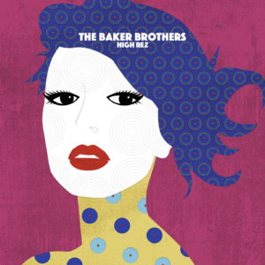 Baker Brothers - High Rez album cover