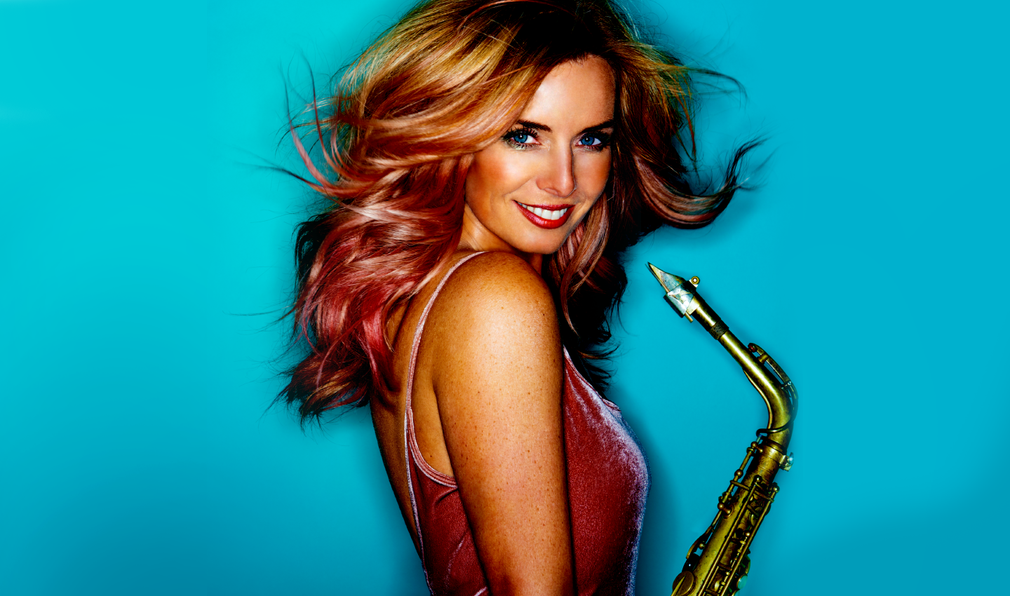 Candy Dulfer new album - together