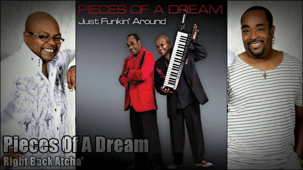 Peaces Of A Dream - Just Funkin' Around