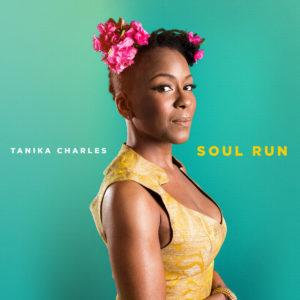 Tanika Charles - Soul Run album cover