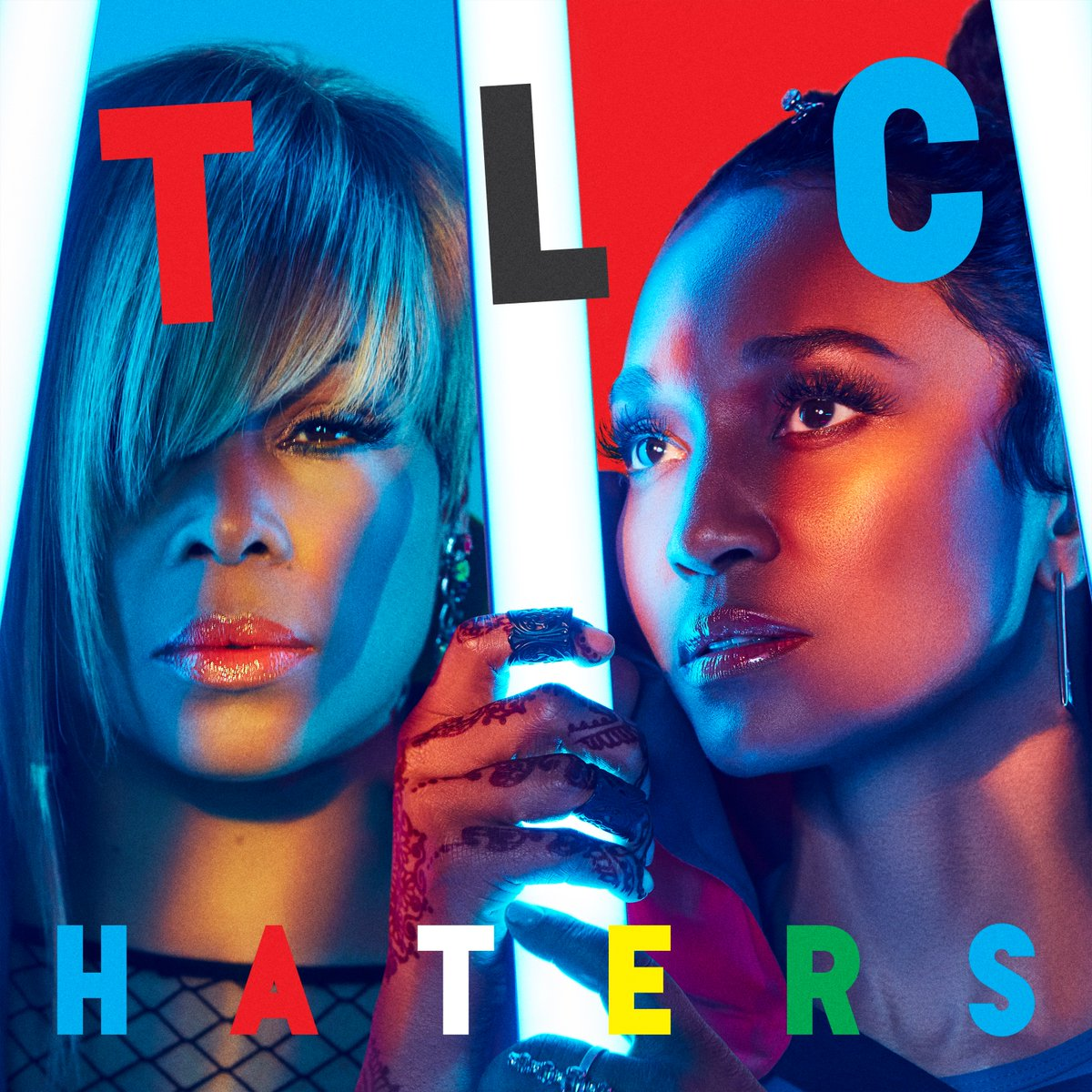 Tlc - Haters album cover