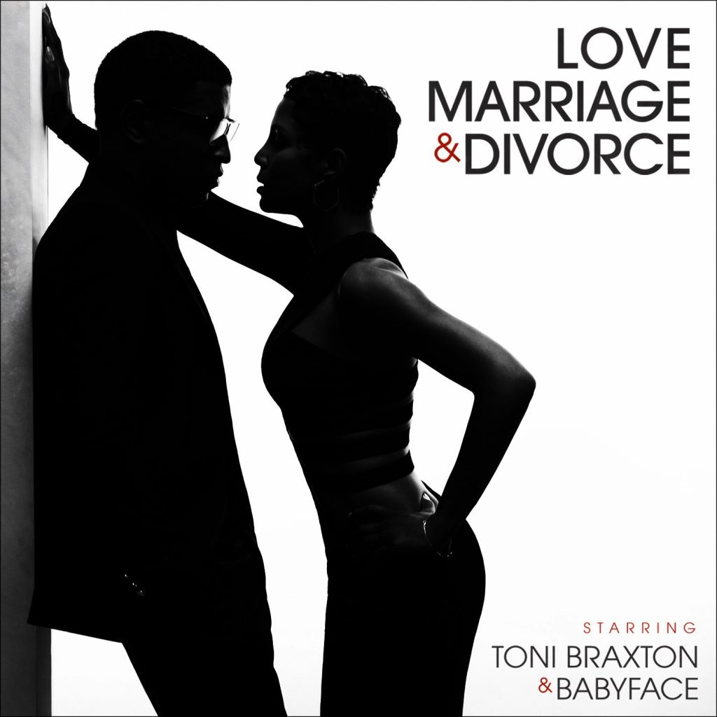 Toni Braxton - Babyface - Love, Marriage & Divorce album