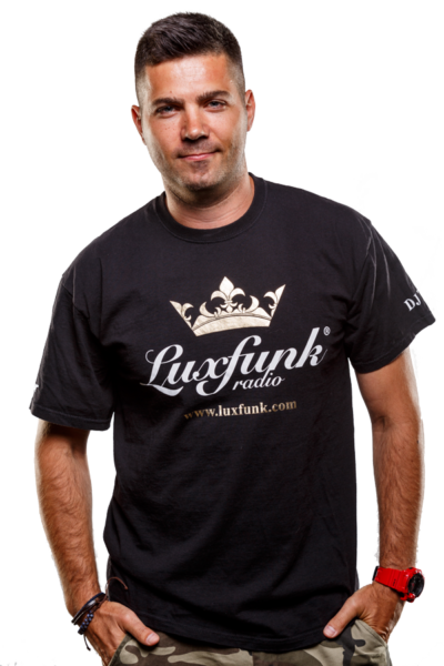 DJ Taylor(Luxfunk DJ)
