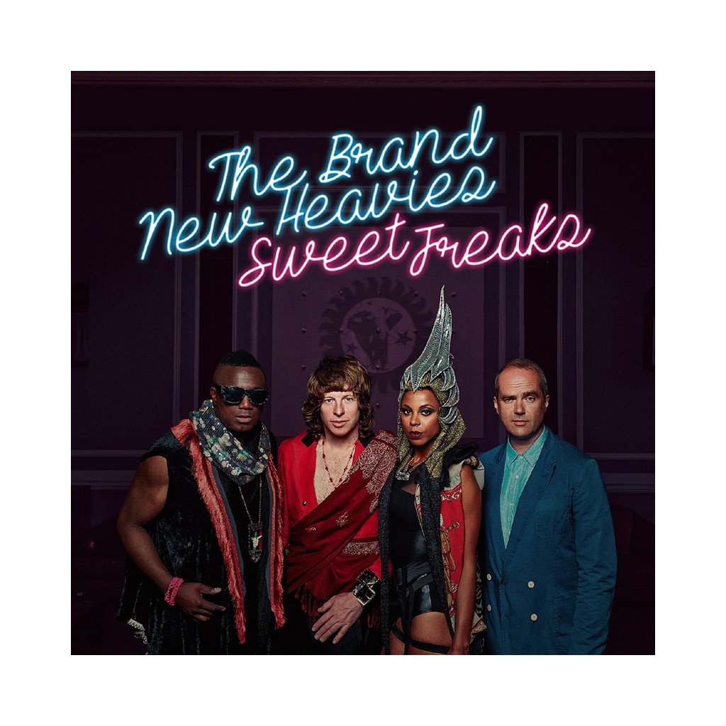 The Brand New Heavies - Sweet Freaks album
