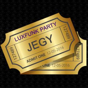 Luxfunk Party jegyek