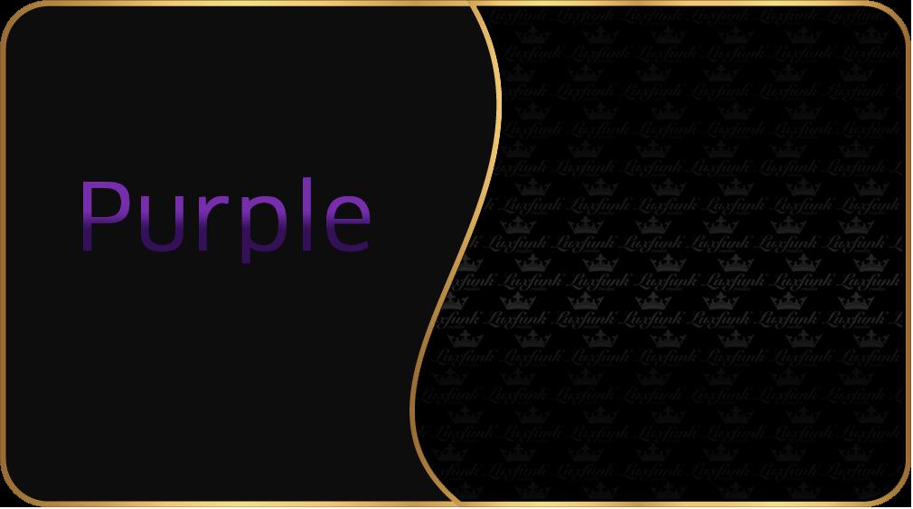 Purple tagság