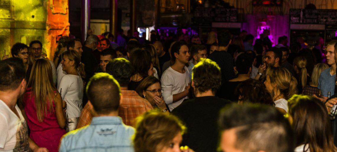 Fotók és hanganyag az október 27-ei, Szegedi Luxfunk Party-ról