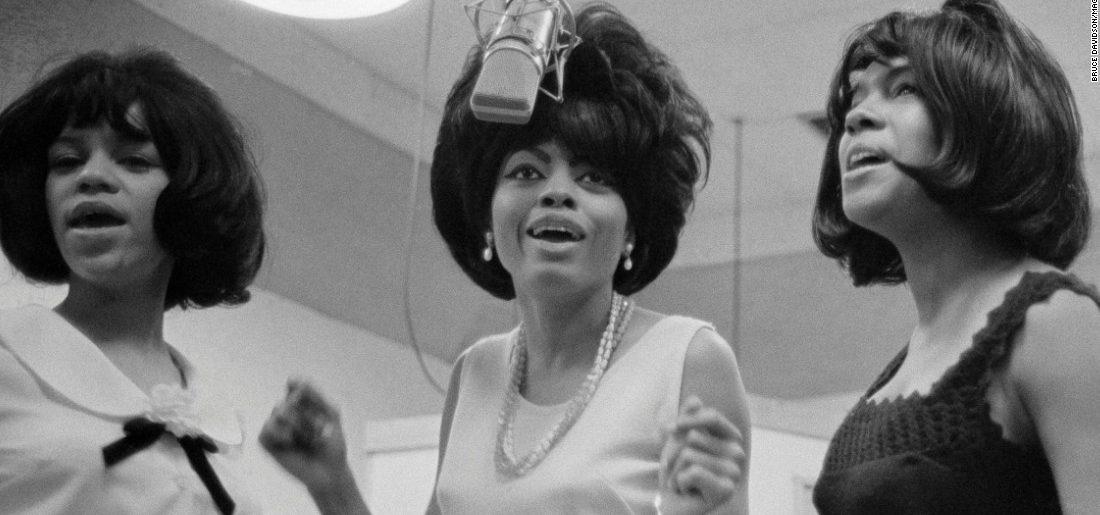 November 20. – Újabb siker a The Supremes lányoknál!