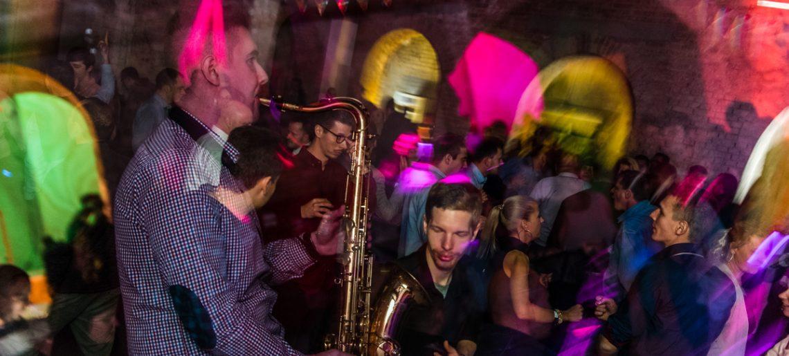 Fotók a december 22-i, Szegedi Luxfunk Party-ról
