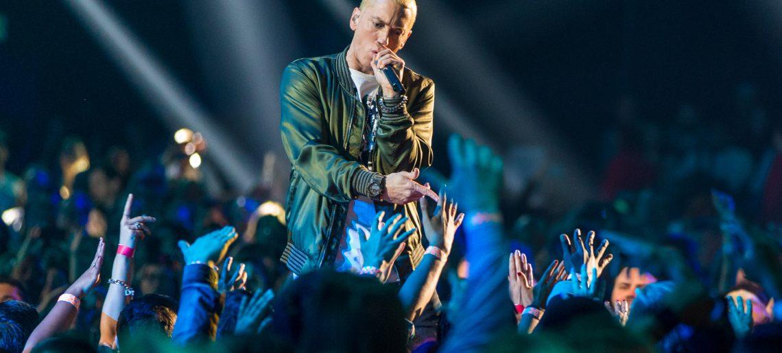 December 10. – Eminem újabb sikere