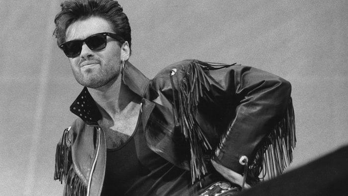 """December 12. – George Michaelnek van """"hite""""!"""