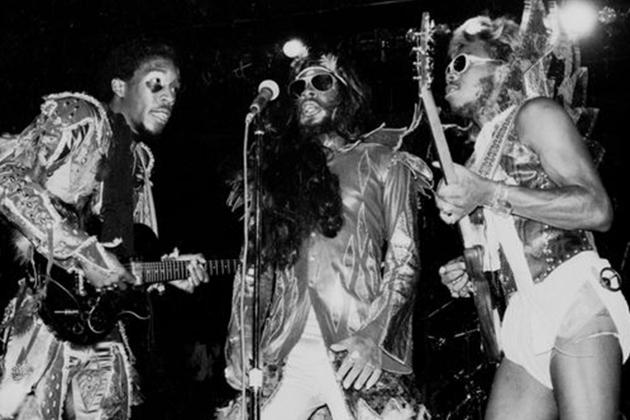 Január 2. – Parliament-Funkadelic szülinap!