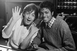 Paul McCartney - Michael Jackson
