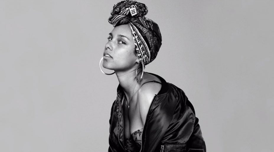 Január 26. – No.1 album Alicia Keys-től