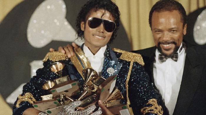 Február 28. – Michael Jackson Grammy-rekordja
