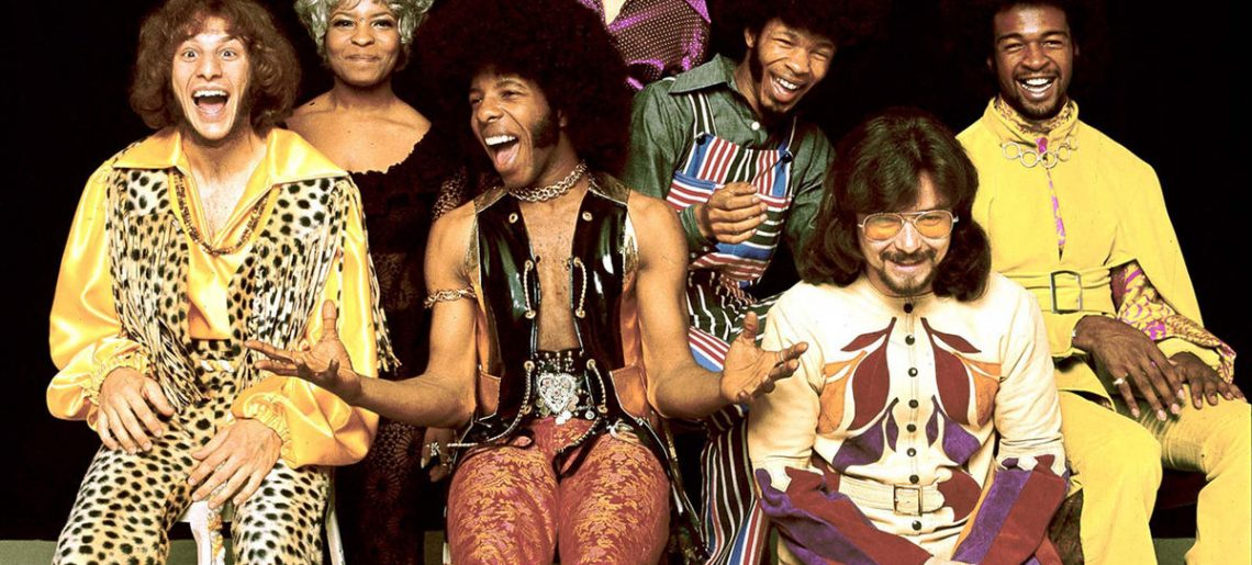 Február 15. – Sly and the Family Stone No.1