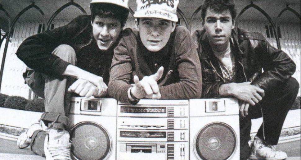 Március 7. – The Beastie Boys No.1!