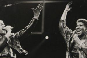 George Michael - Aretha Franklin