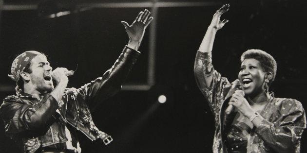 Április 18. – Aretha Franklin & George Michael No.1