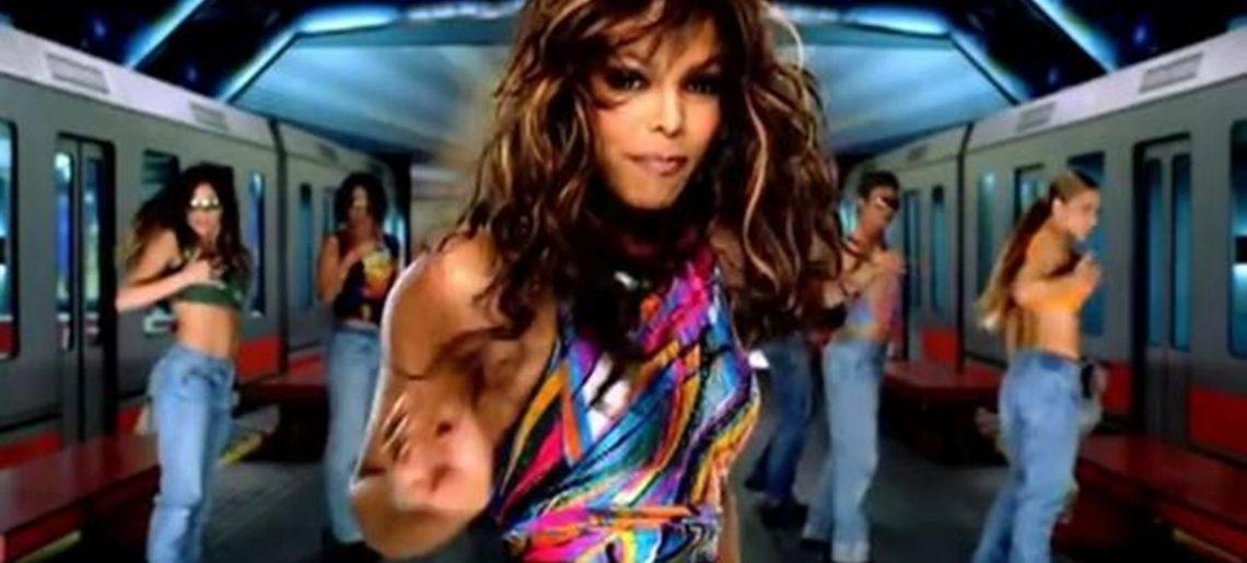 Április 27. – Janet Jackson No.1