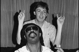 Paul McCartney - Stevie Wonder
