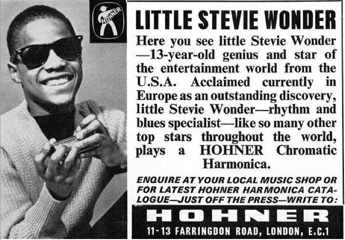 Június 22 – Stevie Wonder első slágerlistás dala