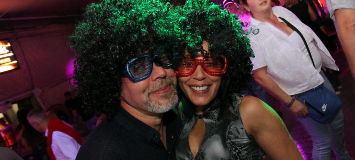 Fotók a június 16-ai, Budapesti Luxfunk Party-ról