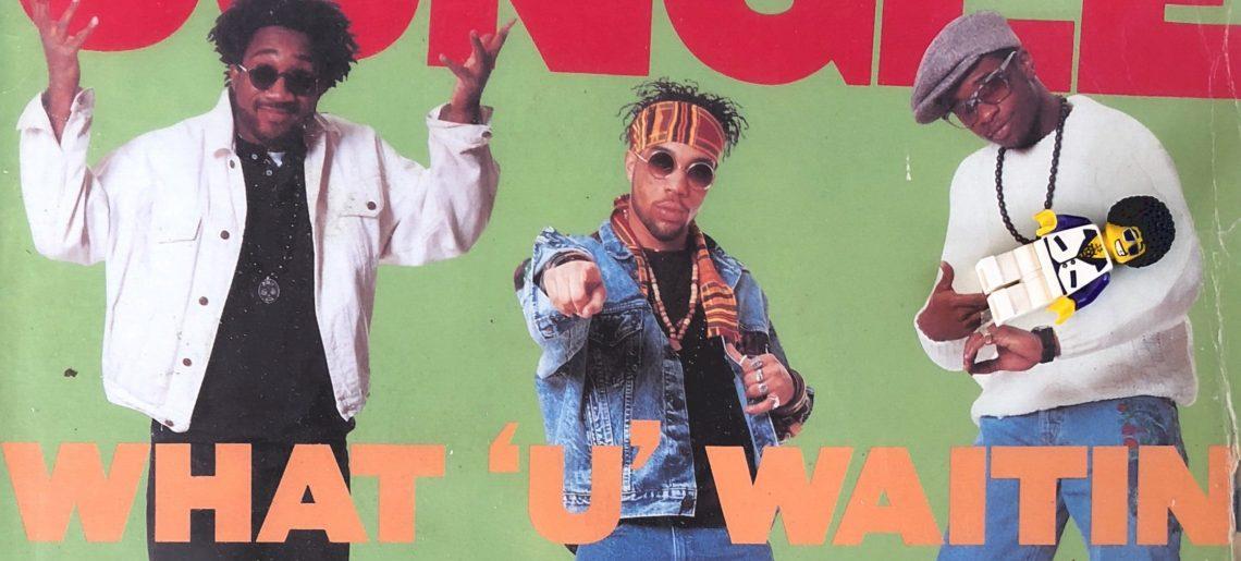 Jungle Brothers – What U Waitin' 4 (Jungle Fever Mix)