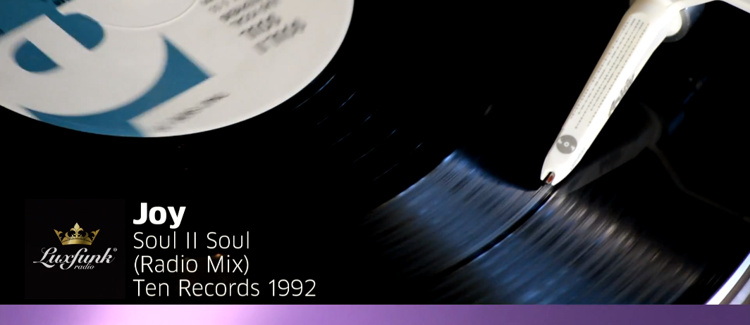 Soul II Soul – Joy (Radio Edit)