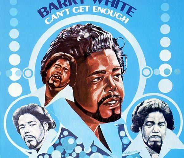 Szeptember 21. – Listavezető lett Barry White slágere