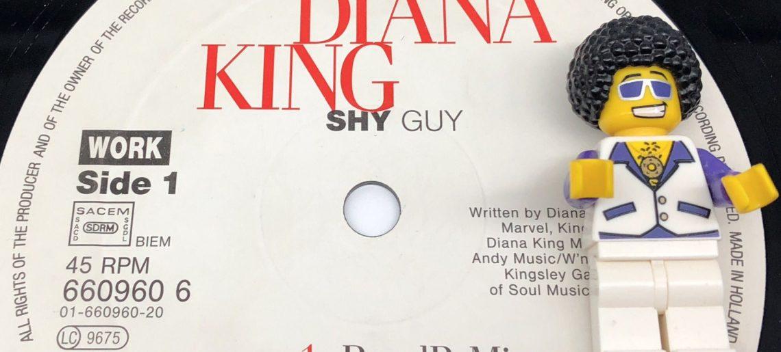 Diana King – Shy Guy (RandB Mix)