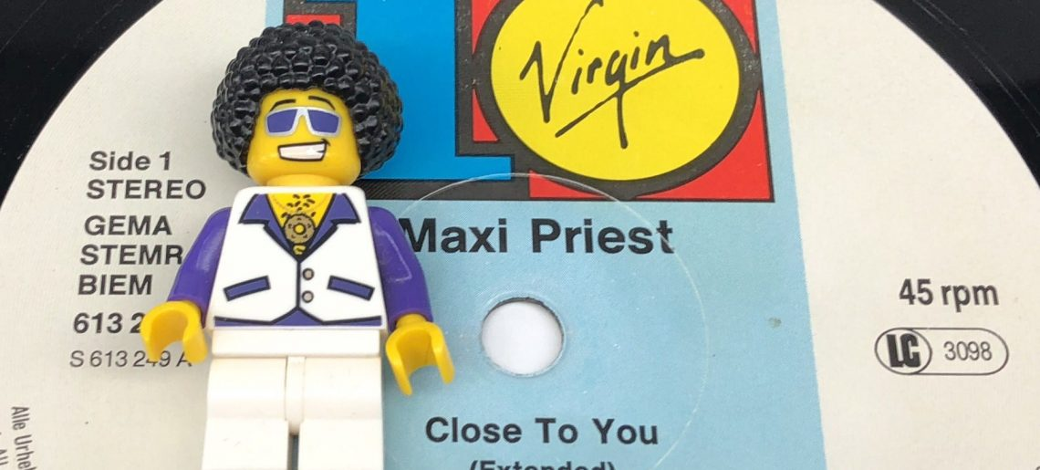 Maxi Priest – Close To You (Extended Version)