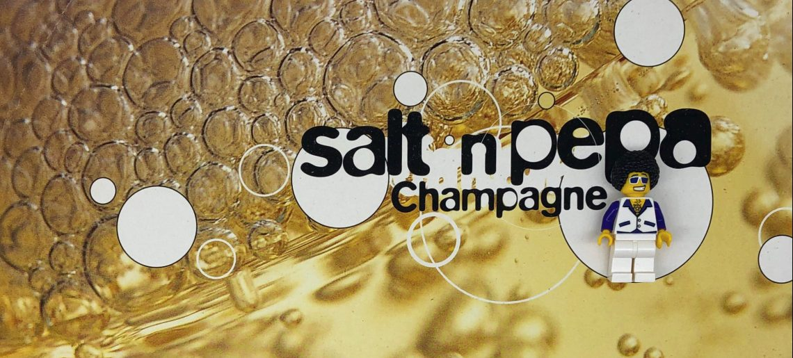 "Salt N Pepa – Champagne (Johnny Douglas 12"" Mix)"
