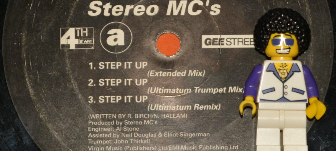 Stereo MC's – Step It Up (Extended Mix)