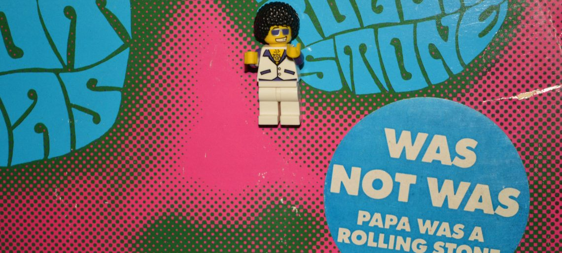 Was Not Was – Papa Was A Rolling Stone