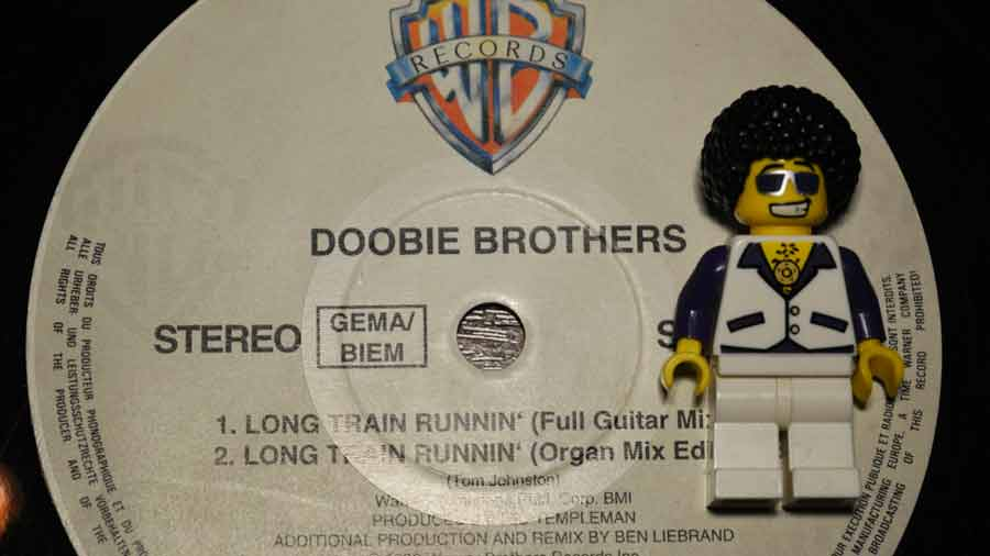 Doobie Brothers – Long Train Runnin' (Full Guitar Mix)