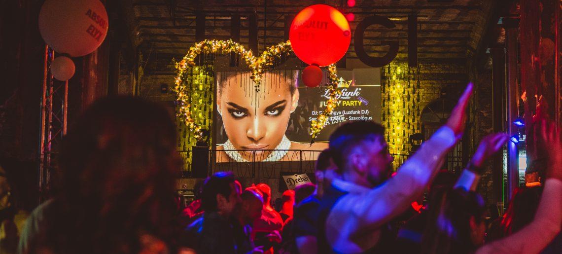 Fotók a február 8-ai, Szegedi Luxfunk Party-ról