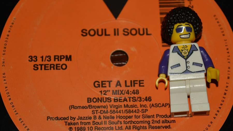 """Soul II Soul – Get A Life (12"""" Mix)"""