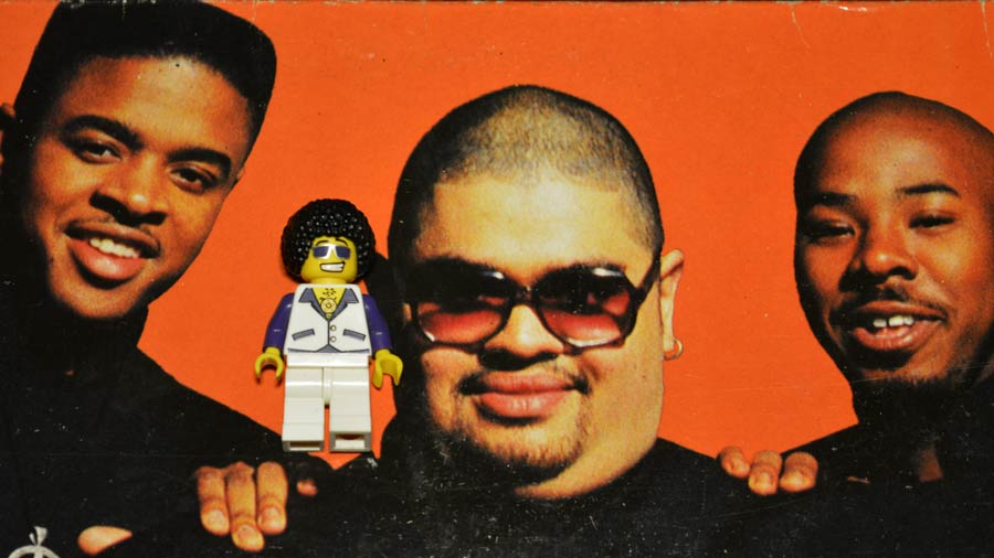 Heavy D. & The Boyz – Now That We Found Love