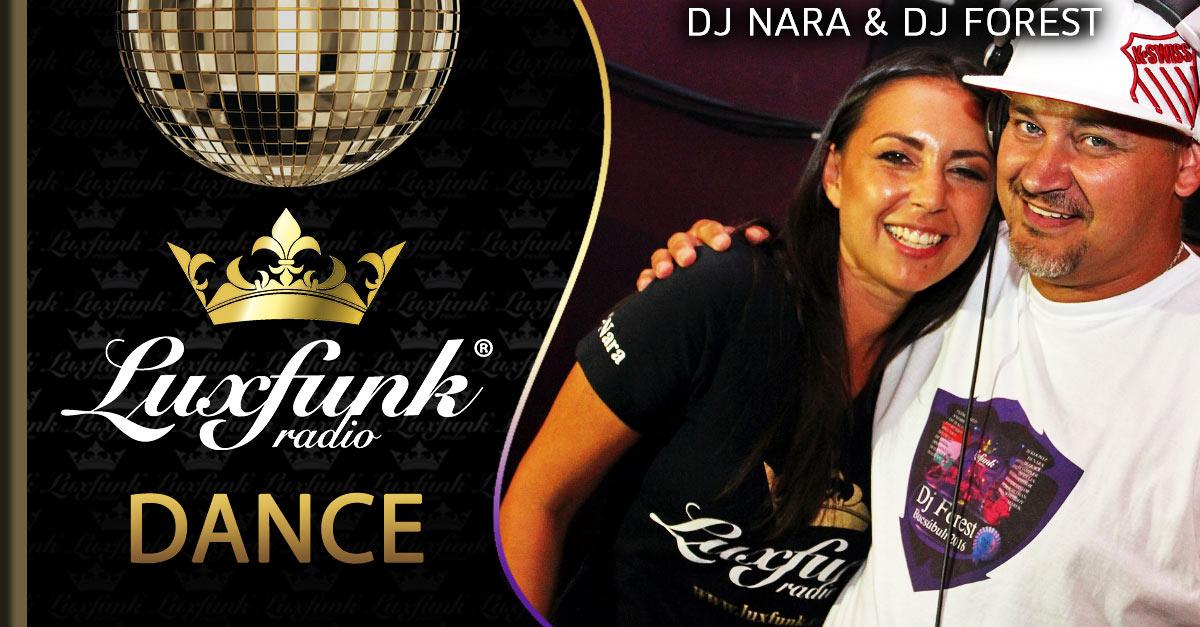 DJ Forest DJ Nara (Luxfunk DJ-k)